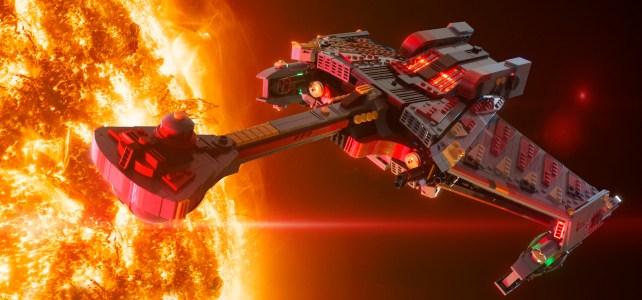 LEGO Star Trek Klingon Battle Cruiser