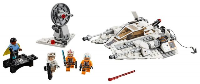 LEGO Star Wars 75259 Snowspeeder – 20th Anniversary Edition