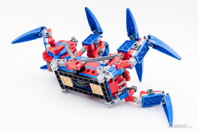 REVIEW LEGO 76114 Spider-Man's Spider Crawler