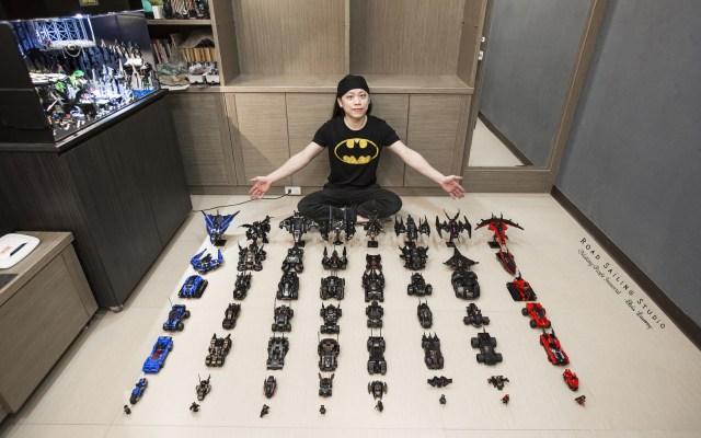 LEGO Batman vehicules