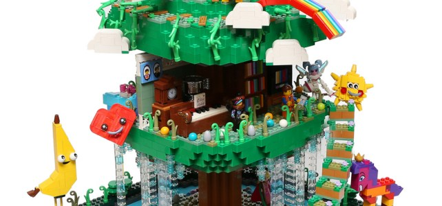 LEGO Movie 2 Dream Tree House
