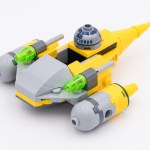 LEGO Star Wars 75223 Naboo Starfighter Microfighter