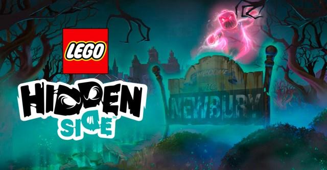 Nouveau LEGO Hidden Side