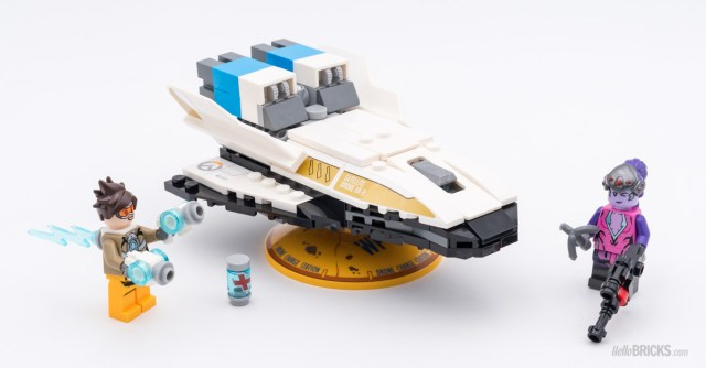 REVIEW LEGO REVIEW LEGO Overwatch 75970 Tracer vs WidowmakerOverwatch 75970 Tracer vs Widowmaker