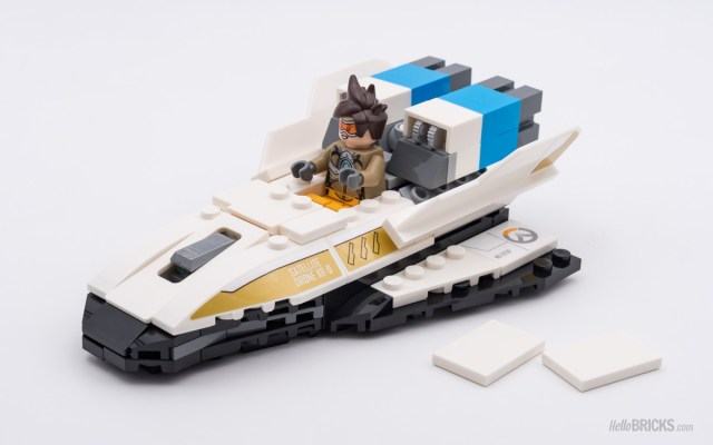 REVIEW LEGO Overwatch 75970 Tracer vs Widowmaker