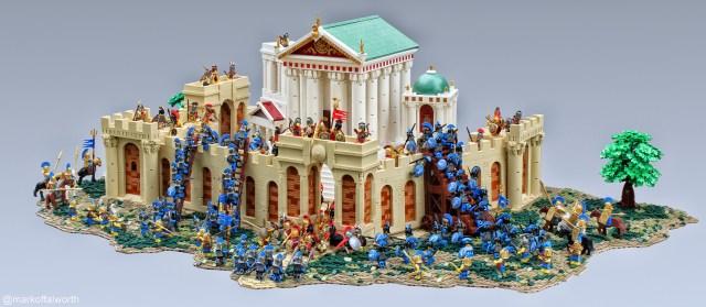 The Fall of Cyrene
