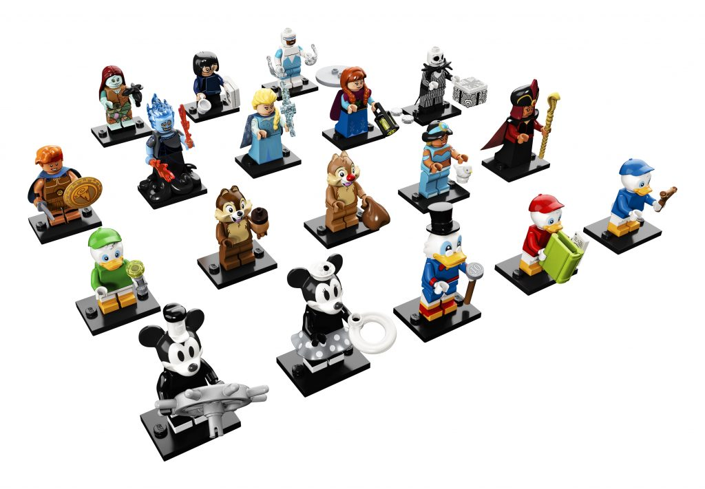 Lego Limited Edition 18 Series 2 Minifigure Steamboat Minnie