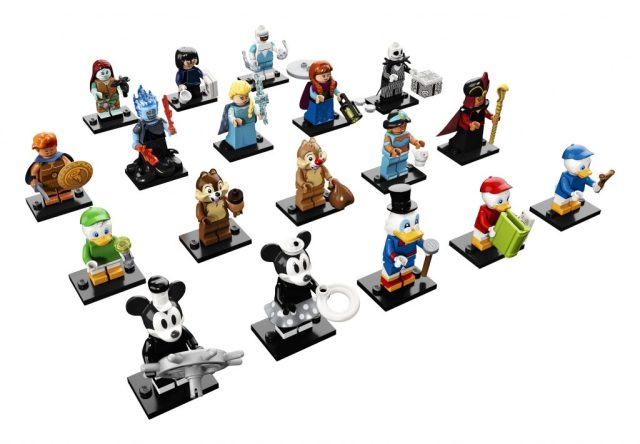 LEGO 71024 Disney Collectible Minifigures Series 2