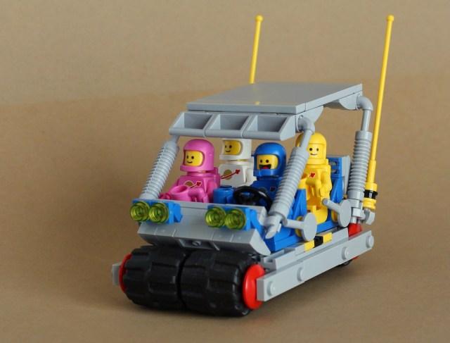 Benny Rover LEGO Pierrafeu