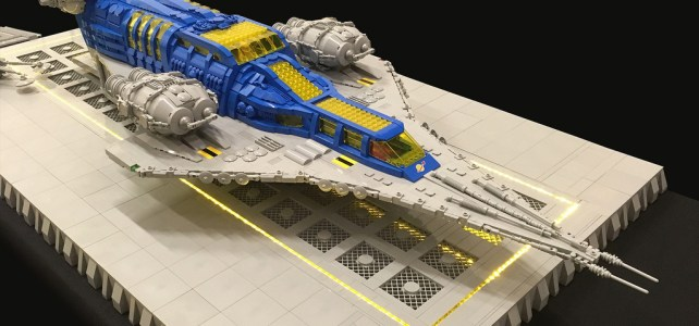 Classic Space 928 Galaxy Explorer