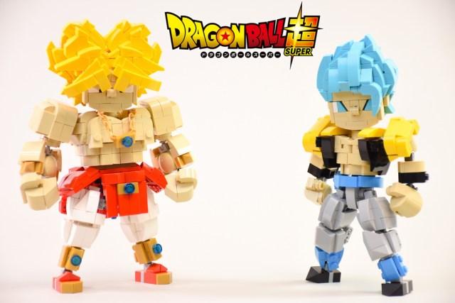 Dragon Ball Super Broly VS Gogeta