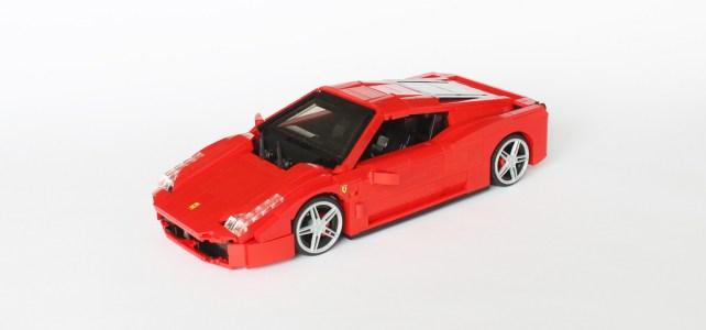 LEGO Ferrari 458 Italia