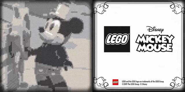 LEGO Ideas 21317 Steamboat Willie teasing