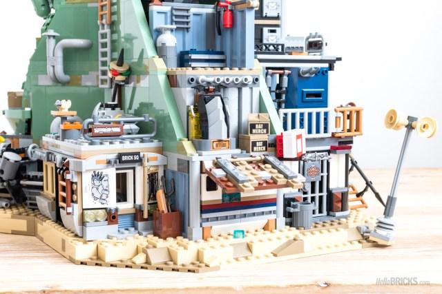 REVIEW LEGO 70840 Apocalypseburg