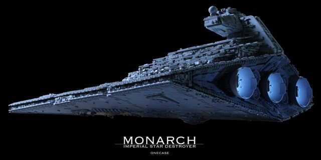 Star Wars Imperial Star Destroyer Monarch
