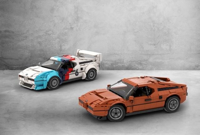 LEGO BMW M1