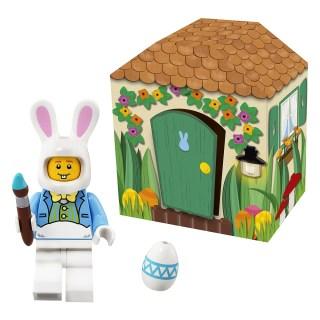 LEGO Minifigurine Lapin de Pâques - 5005249
