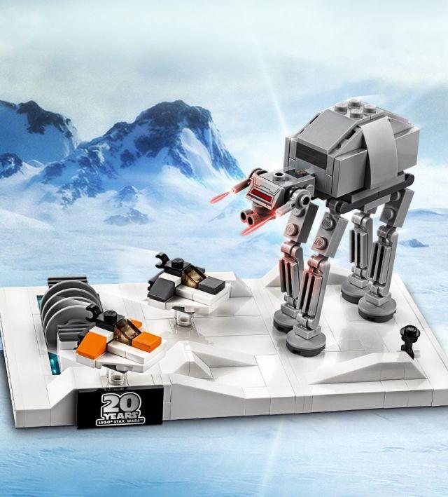 LEGO 40333 Battle of Hoth