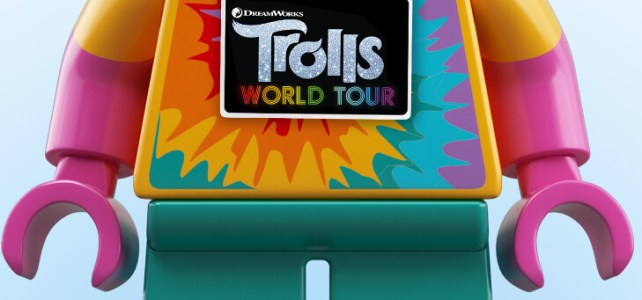 LEGO DreamWorks Trolls World Tour