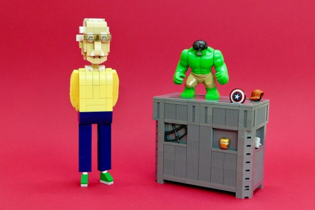 LEGO Stan Lee Marvel
