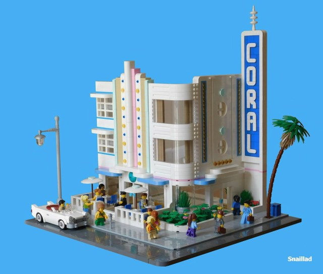 LEGO The Coral Hotel