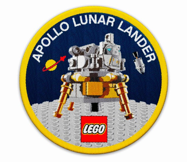 Patch LEGO 5005907