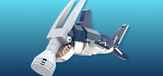 LEGO Requin Marteau