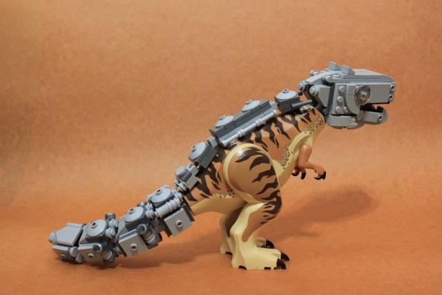 T-Rex Mech