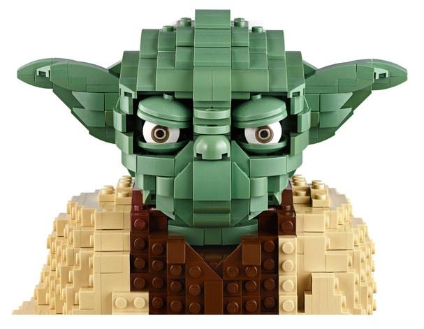 Nouveautés LEGO Star Wars Octobre 2019 Yoda