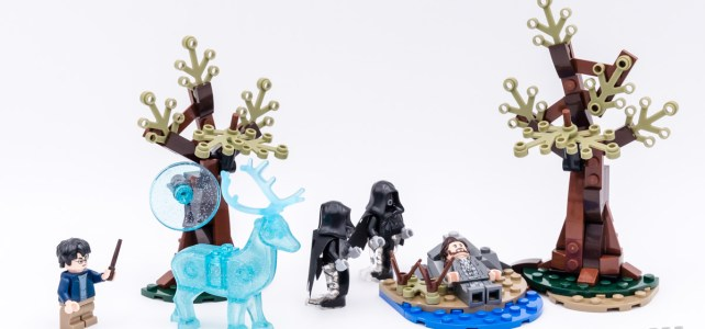 REVIEW LEGO Harry Potter 75945 Expecto Patronum