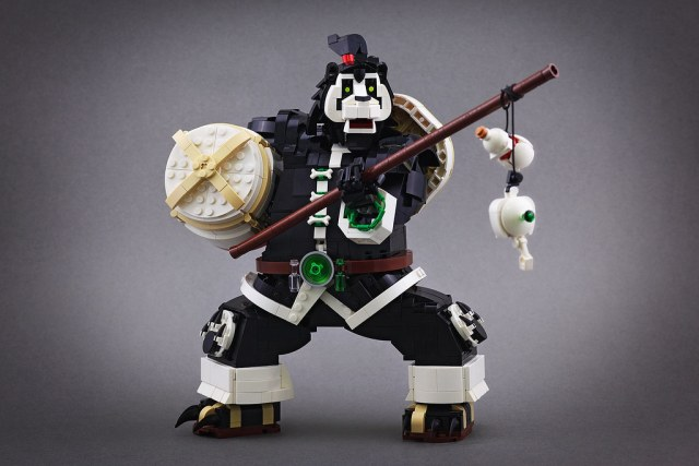 LEGO World of Warcraft Mists of Pandaria