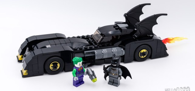 REVIEW LEGO 76119 Batmobile
