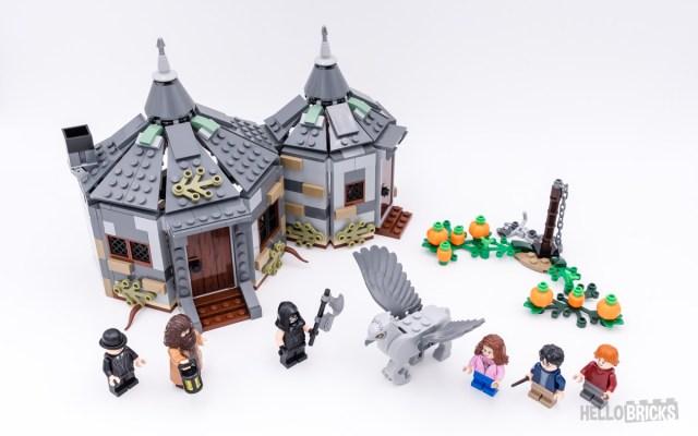 REVIEW LEGO Harry Potter 75947 Hagrid's Hut