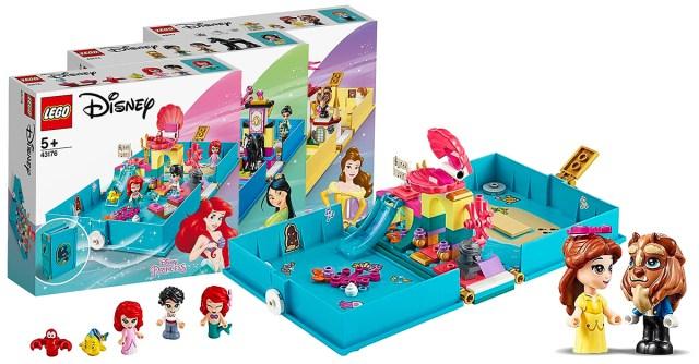 LEGO Disney Princess 2020 Polly Pocket