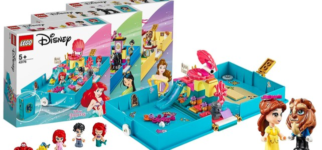 LEGO Disney Princess 2020 Polly Pocket