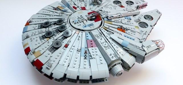 LEGO Midscale Millennium Falcon