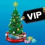 LEGO VIP sapin noel 2019
