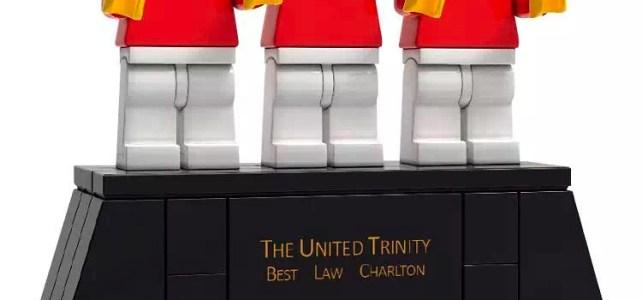 LEGO 6322264 The United Trinity