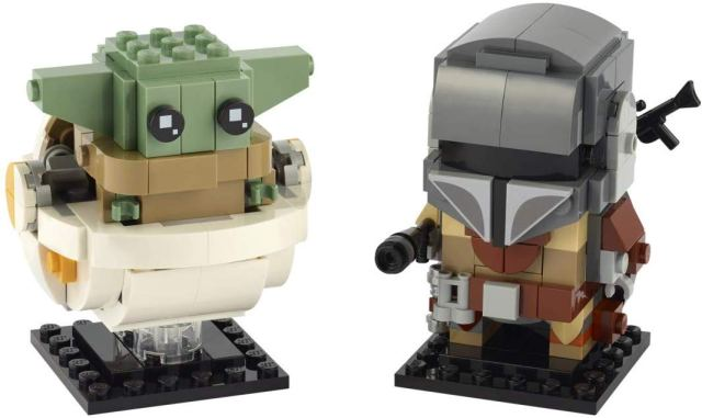 LEGO 75317 The Mandalorian & The Child