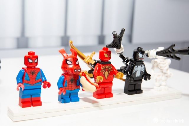 LEGO 76151 Spider Cochon