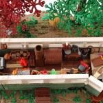 LEGO MOC Into the Wild