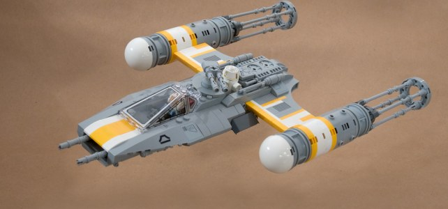 LEGO Star Wars Y-wing Evolved