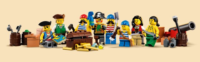 LEGO Pirates 2020