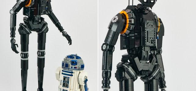 LEGO Star Wars K-2SO UCS