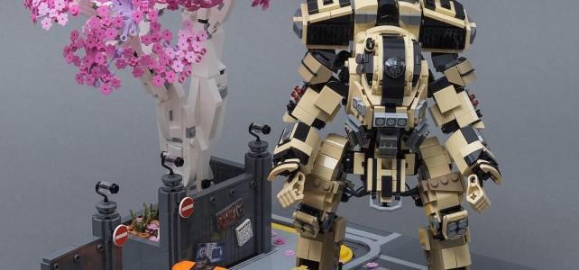 LEGO Titanfall
