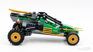 REVIEW LEGO 71700 Jungle Raider