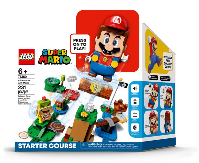 LEGO 71360 Super Mario Adventures