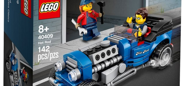 LEGO 40409 Hot Rod