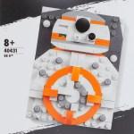 LEGO 40431 BB-8 Brick Sketches