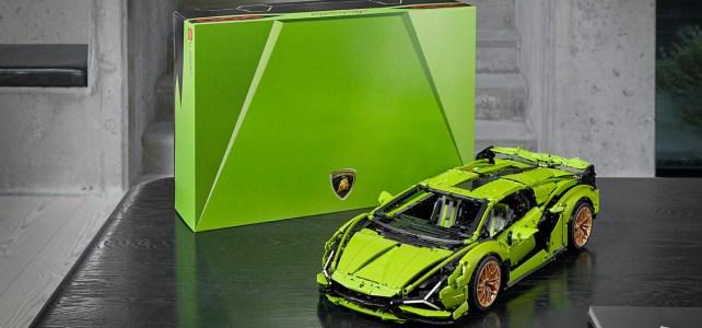 LEGO Technic 42115 Lamborghini Sián FKP 37 : l'annonce officielle !
